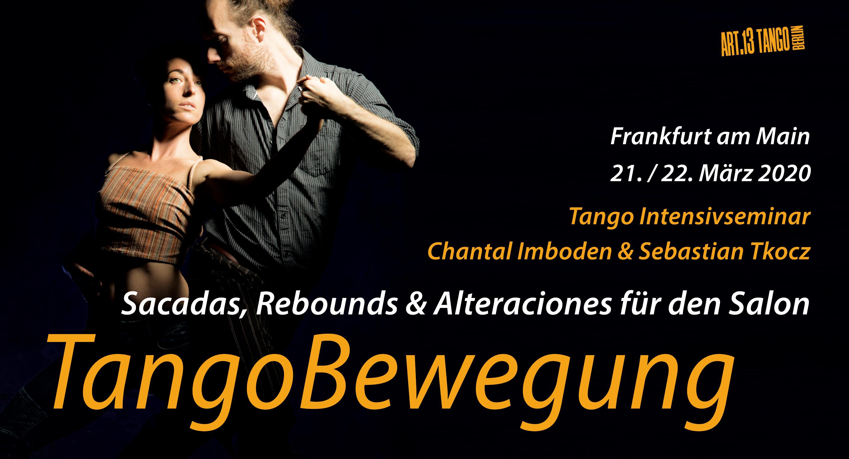 Tangobewegung Frankfurt