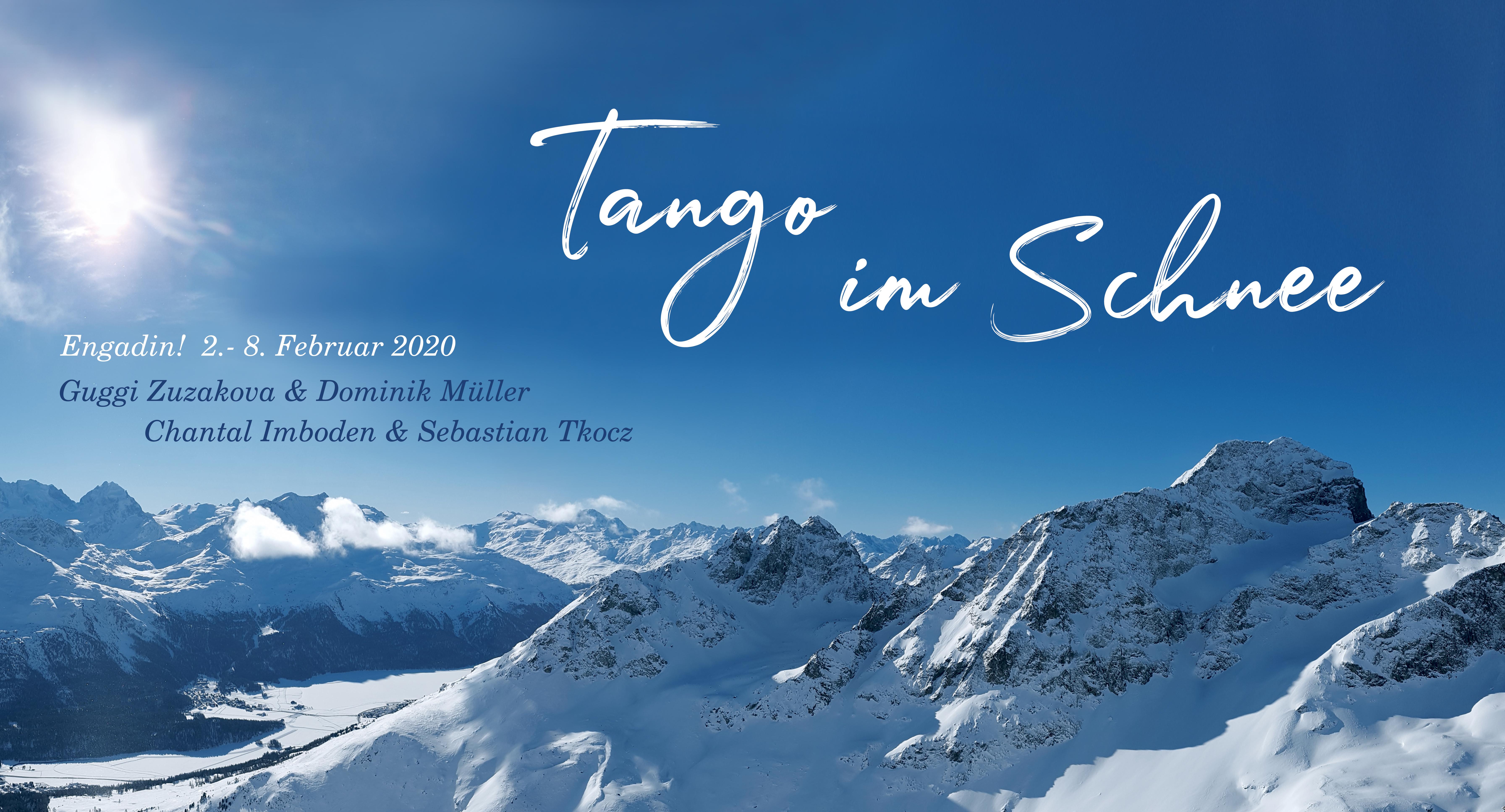 Tango im Schnee | St. Moritz