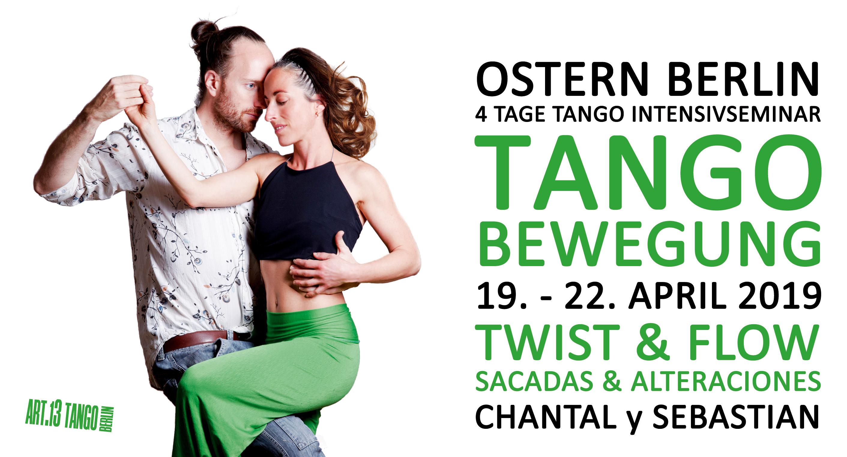 Tangobewegung Berlin