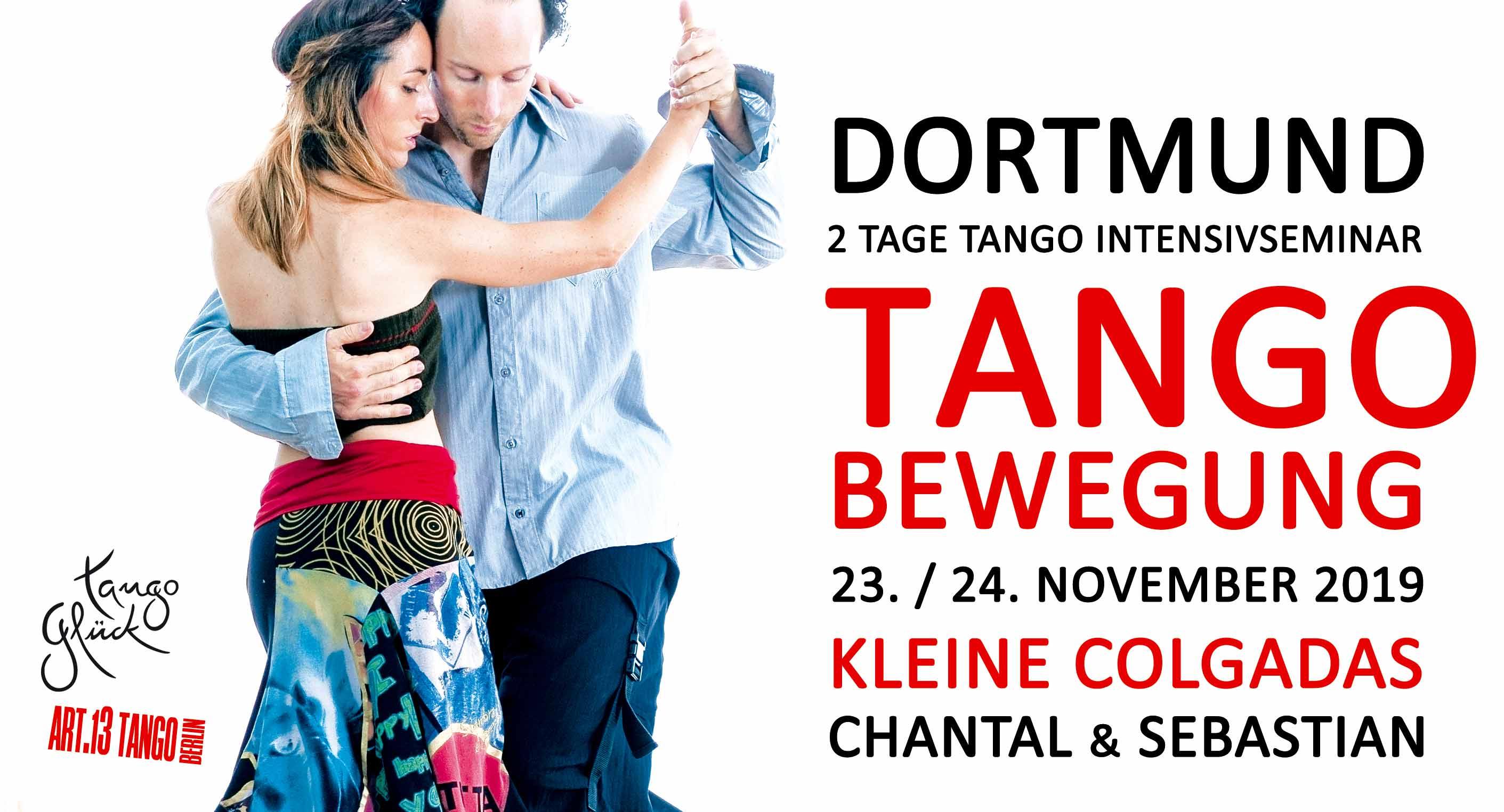 Tangobewegung Dortmund