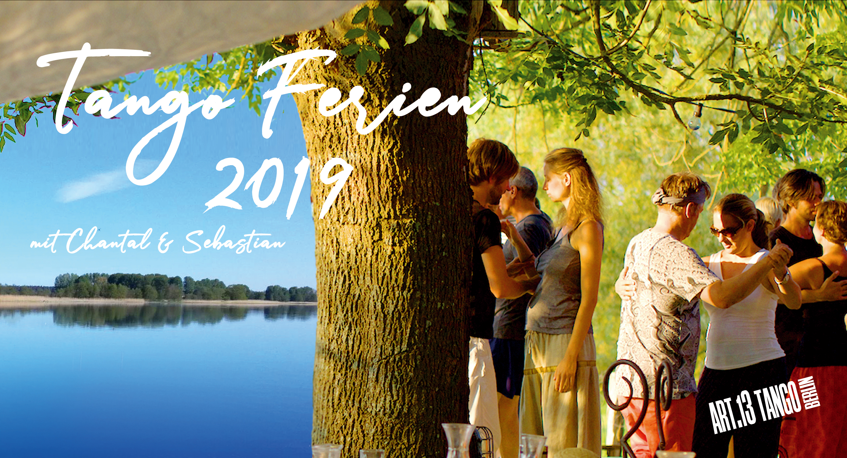 Sommer-Tangocamp Barnin am See