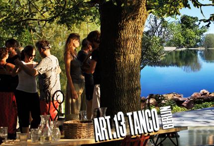 Tangocamp Barnin am See