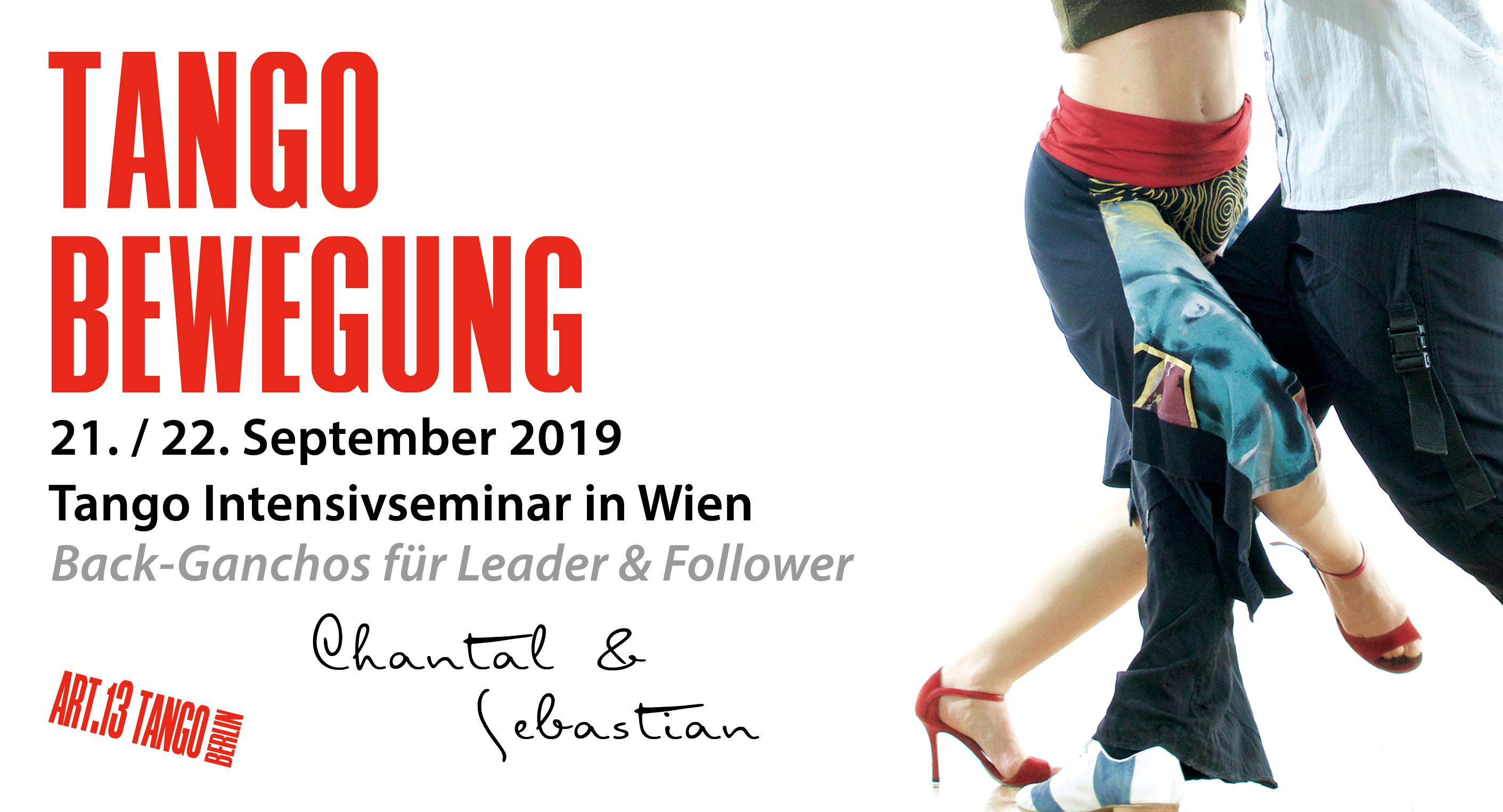 Tangobewegung Wien