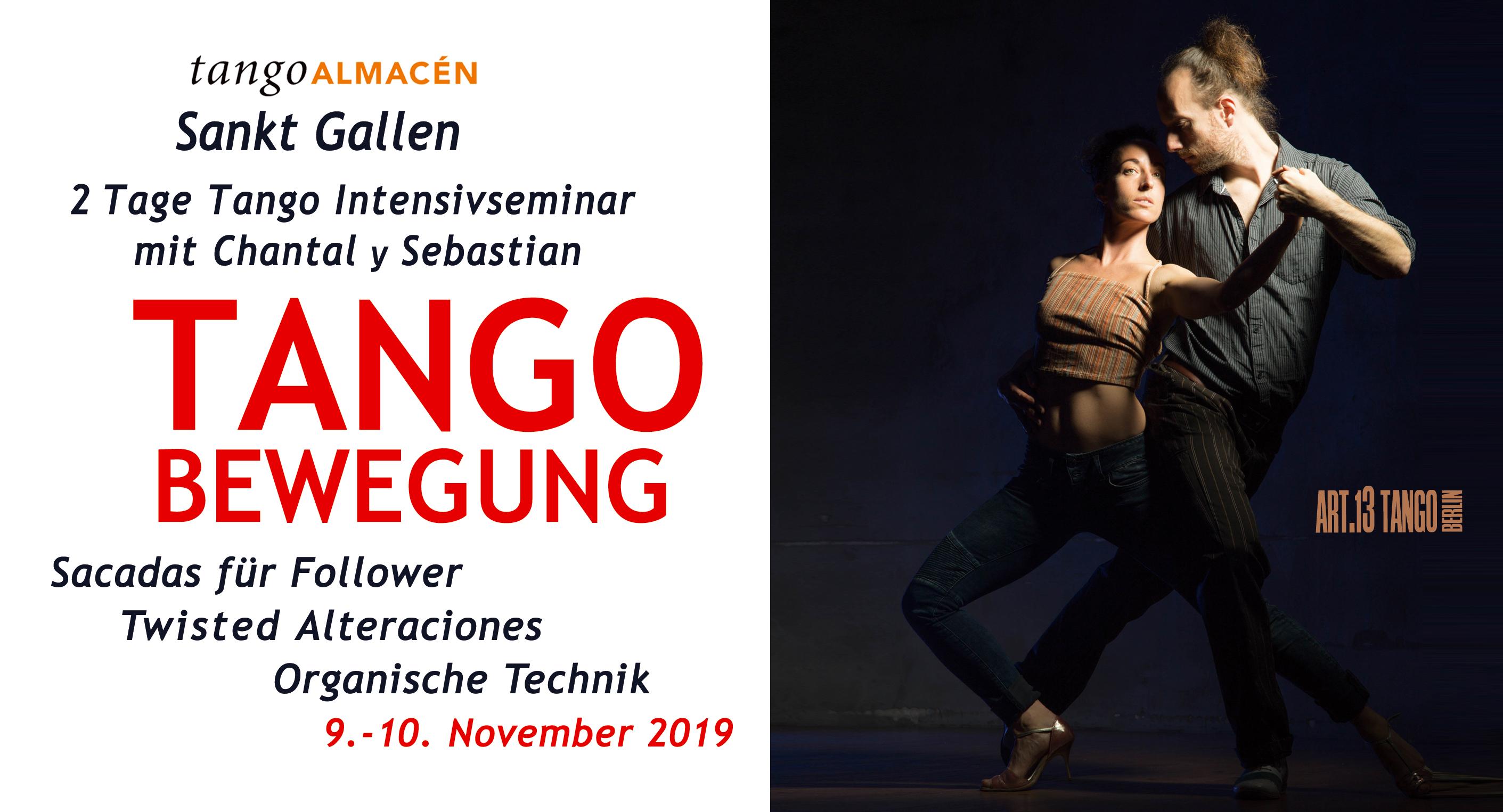 Tangobewegung St. Gallen