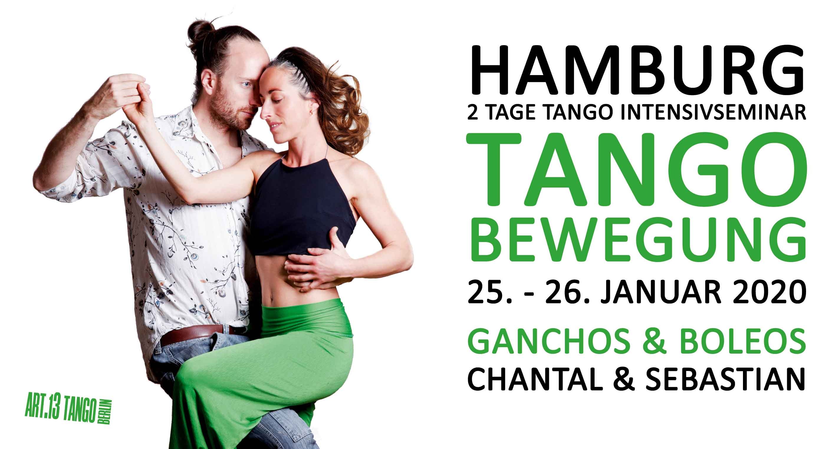 Tangobewegung Hamburg