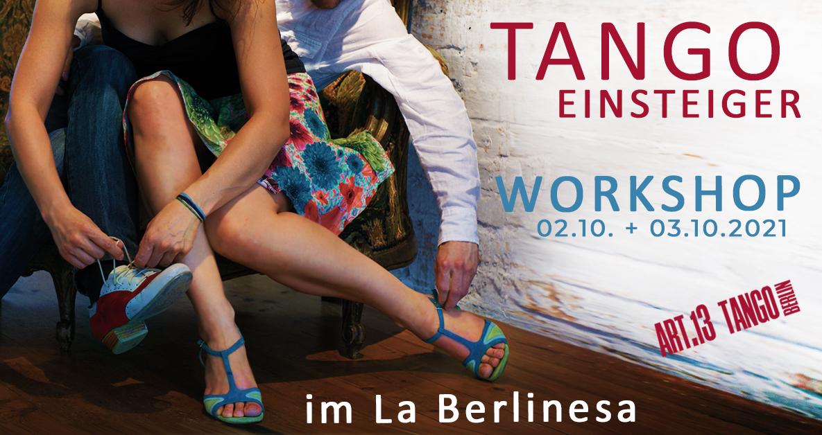 Einsteiger Workshop im LA BERLINESA